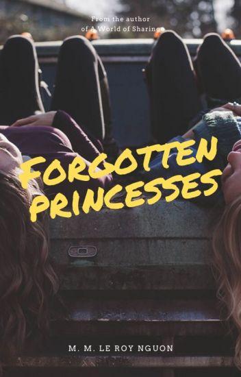 Forgotten Princesses cover
